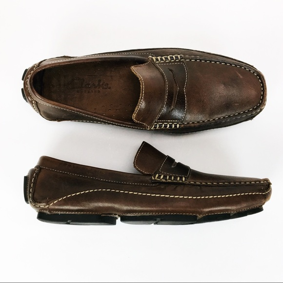 Clarks Shoes   Clarks Mens 75 Loafers